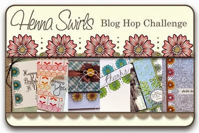 Henna Swirls Blog Hop Challenge