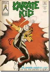 P00001 - Karate Kid v1 #1