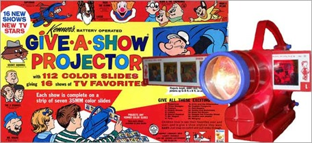 Kenner Give A Show Proj