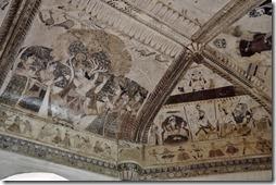orchha 075 peintures temple Lakshmi