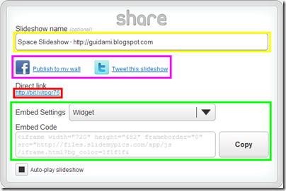 SlideMyPics.com Share
