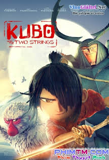 Kubo Và Cây Đàn Shamisen - Kubo and the Two Strings Tập HD 1080p Full