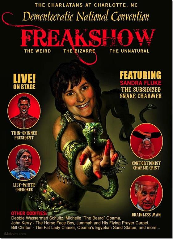dnc-freakshow