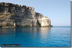 Ancora il Faraglione - Lampedusa