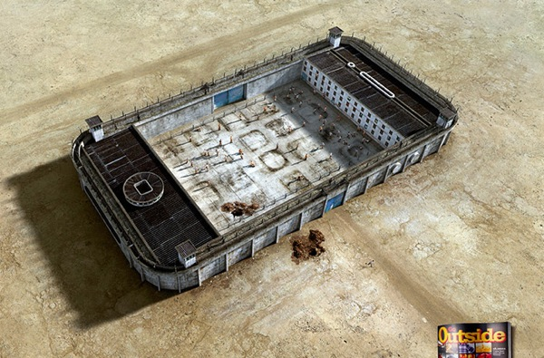 Prisoner of Technology