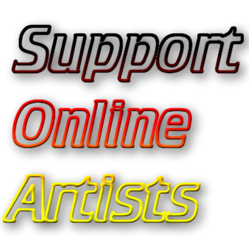 Become an Art-Fan and Show Support for Online Artists