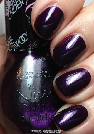 Nicole by OPI Fisher Queen