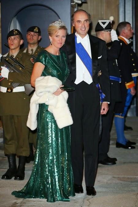 Astrid y Lorenzo de Bélgica