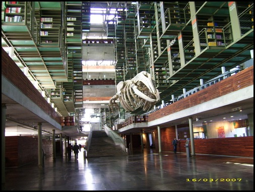 Bibliothèque José Vasconcelos, Mexico DF_1