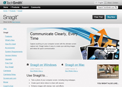 SnagIt (click to enlarge)