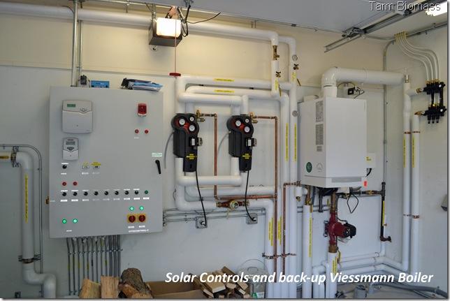 Froling FHG Solar Controls
