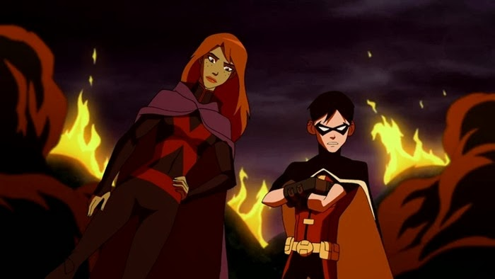 Young.Justice.S01E14 - M'gann, Robin