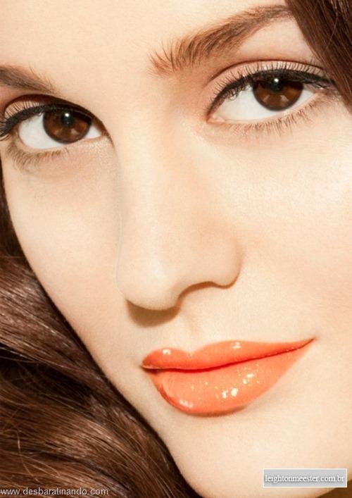 Leighton meester blair gossip girl garota do blog linda sensual desbaratinando  (200)