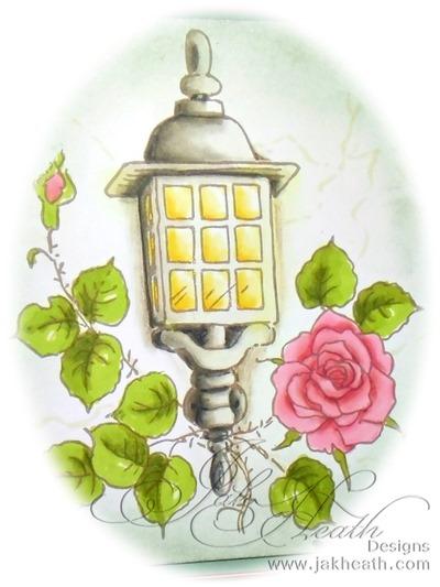 Garden Lamp2
