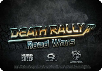 Death Rally iPhone
