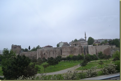 Instanbul City Wall
