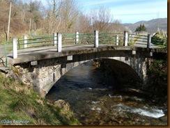 Puente - Ruta dolmen de Mairietxe