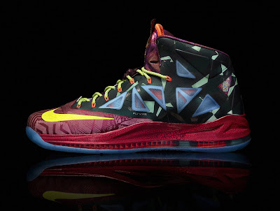 nike lebron 10 pe what the mvp 1 11 LEBRON X MVP Very Limited Release this Friday at Unknwn Miami, 4x HOHs, 5x Niketowns
