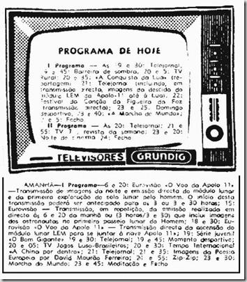 1969 Programa 20-9