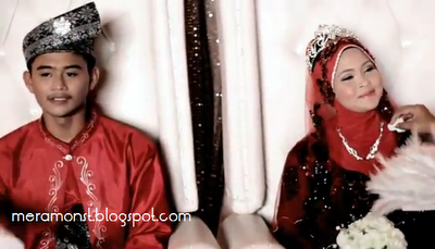 syafiq dan yana, perkahwinan syafiq dan yana