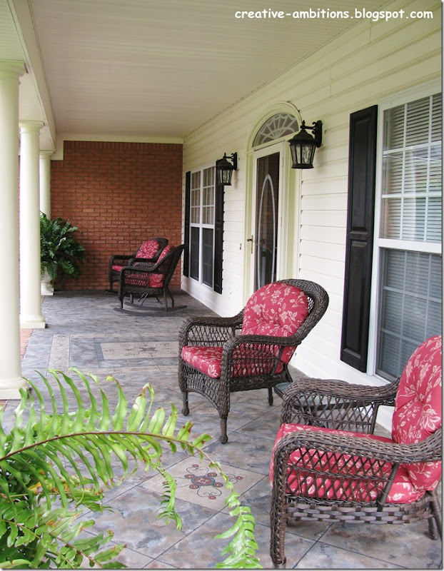 Southern Front Porch (a)