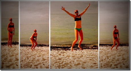 Jump Collage