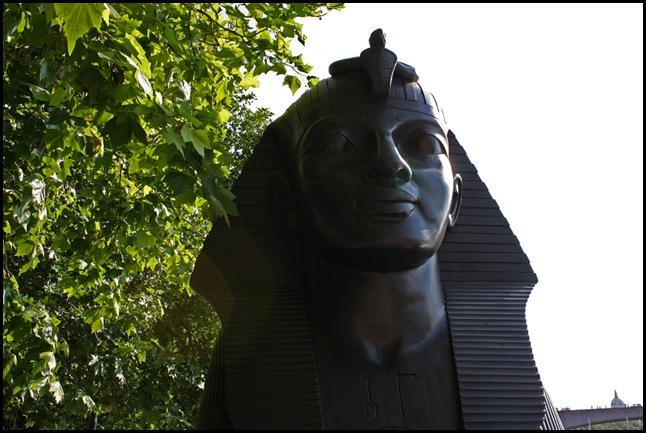 Cleopatra's Sphinx