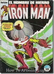 P00055 - El Invencible Iron Man - 158 #159