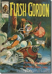 P00033 - Flash Gordon v1 #33