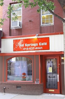 Red Springs Cafe Benefit Brunch