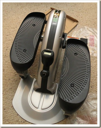 Portable-Elliptical-put-together