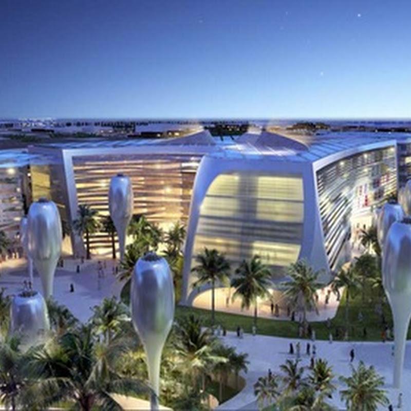 """""""Masdar City"""" ciudad 100% ecológica en Dubai"""