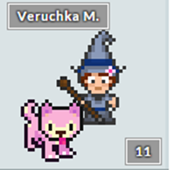 Little Veruchka