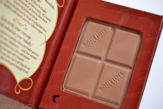 Bourjois Delice de Poudre offen
