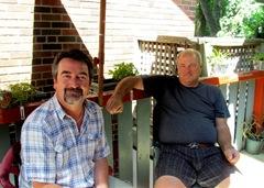 1306327 Jun 30 Dean Terry On Back Porch