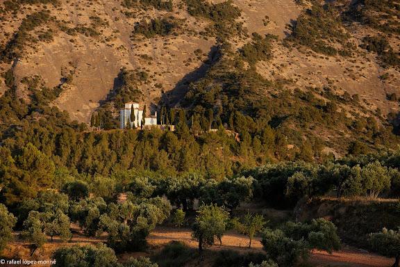 Ermita de Sant Josep de Bot.Bot, Terra Alta, Tarragona