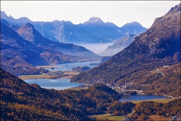 بحيرة سويسرا