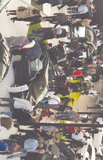 18e salon international de l'automobile d'Alger, Baisse des ventes et hausse des prix