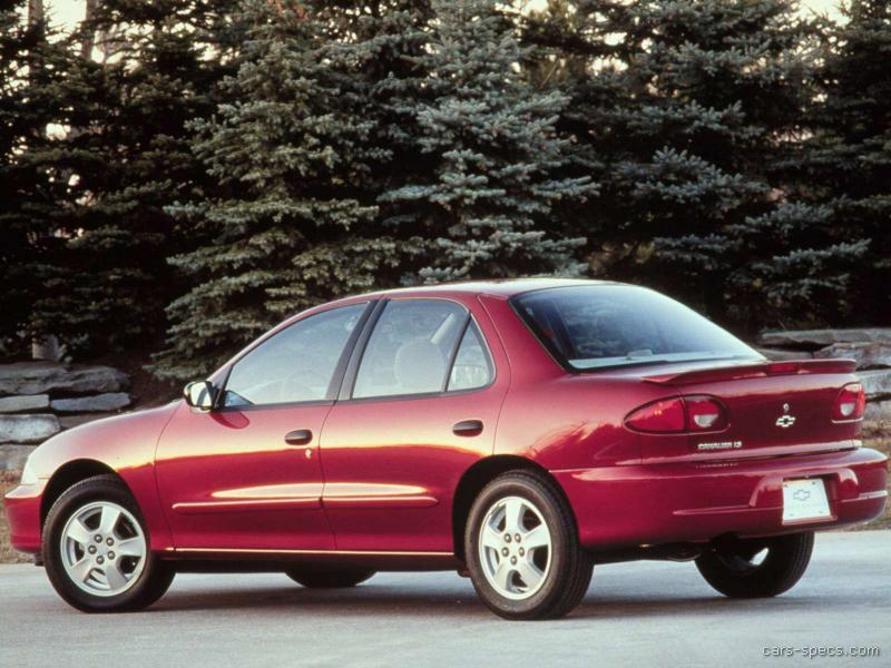 1999 chevrolet cavalier sedan specifications pictures prices. Black Bedroom Furniture Sets. Home Design Ideas