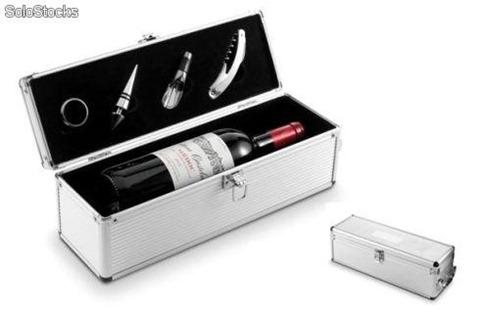 caja-de-aluminio-para-una-botella-de-vino-y-4-acc-vino-no-incluido-5332456z0