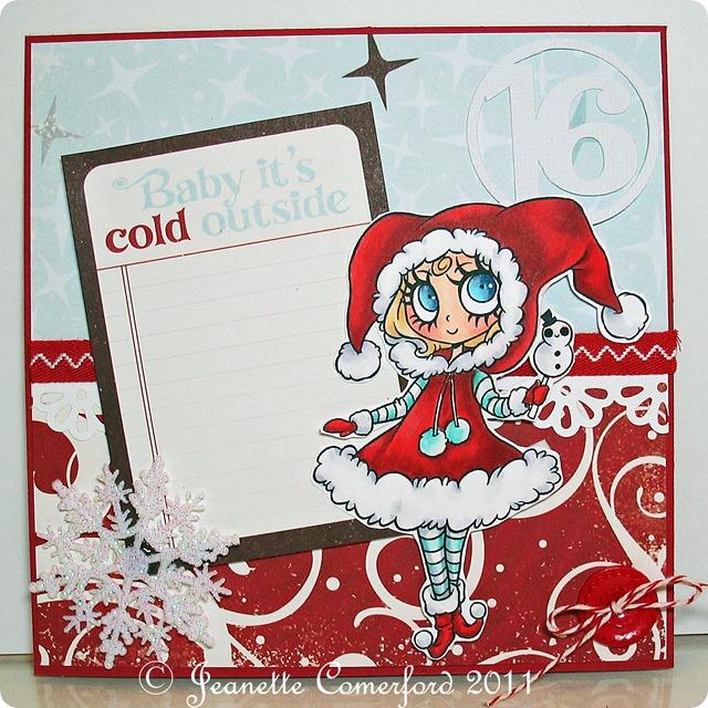 Lil Christmas Evie 2011 copy