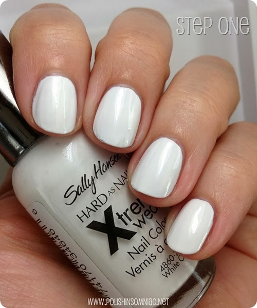 Sally Hansen White On (Step One)