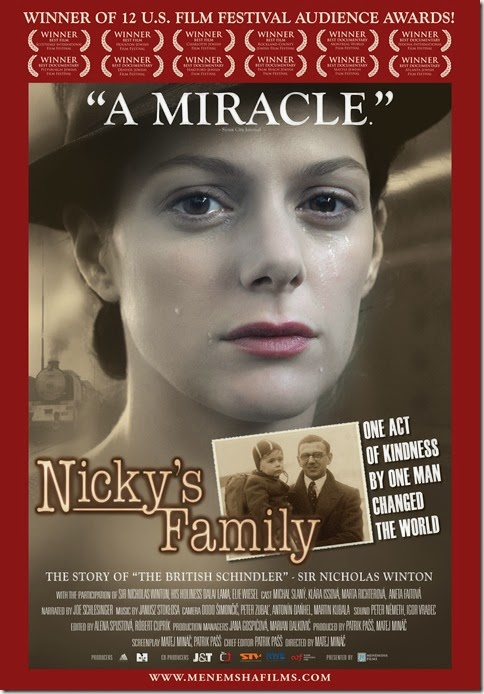 Nicky's Family - US Poster