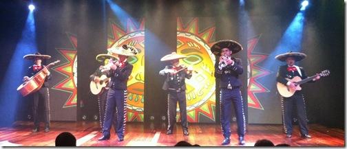 Ipora show mexicano