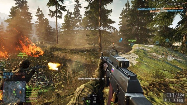 Xbox One Affected by New Issues Relating to Battlefield 4 Xbox Live 406316 2