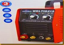 ตู้เชื่อมไฟฟ้าTIG215รูบหน้า