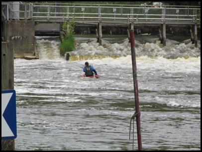 9 9 Canoe Weir Cavasham