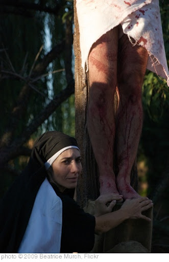 'Mother Mary at Christ's feet' photo (c) 2009, Beatrice Murch - license: http://creativecommons.org/licenses/by/2.0/