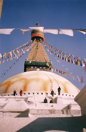 Best of Nepal: The Bouddha stupa