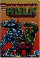 P00018 - Biblioteca Marvel - Hulk #18